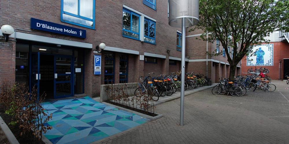 Blauwe Molen Rotterdam